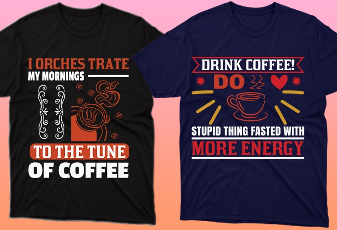 Minimalist T-shirt Design: 600 Mega Editable T-shirt Designs Bundle – 99% off - 17 151