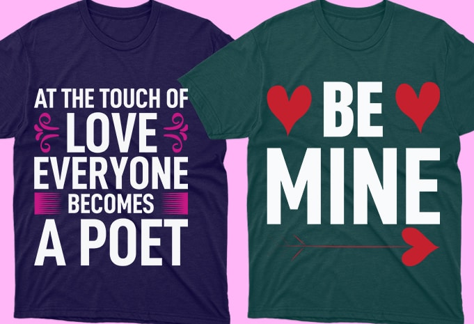Minimalist T-shirt Design: 600 Mega Editable T-shirt Designs Bundle – 99% off - 2 35