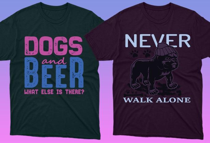 Minimalist T-shirt Design: 600 Mega Editable T-shirt Designs Bundle – 99% off - 22 13
