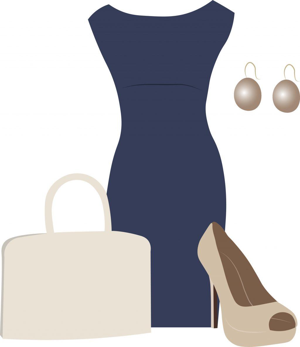 Fashion Illustration Bundle: Clothing Business Icons and illustrations - 22977290