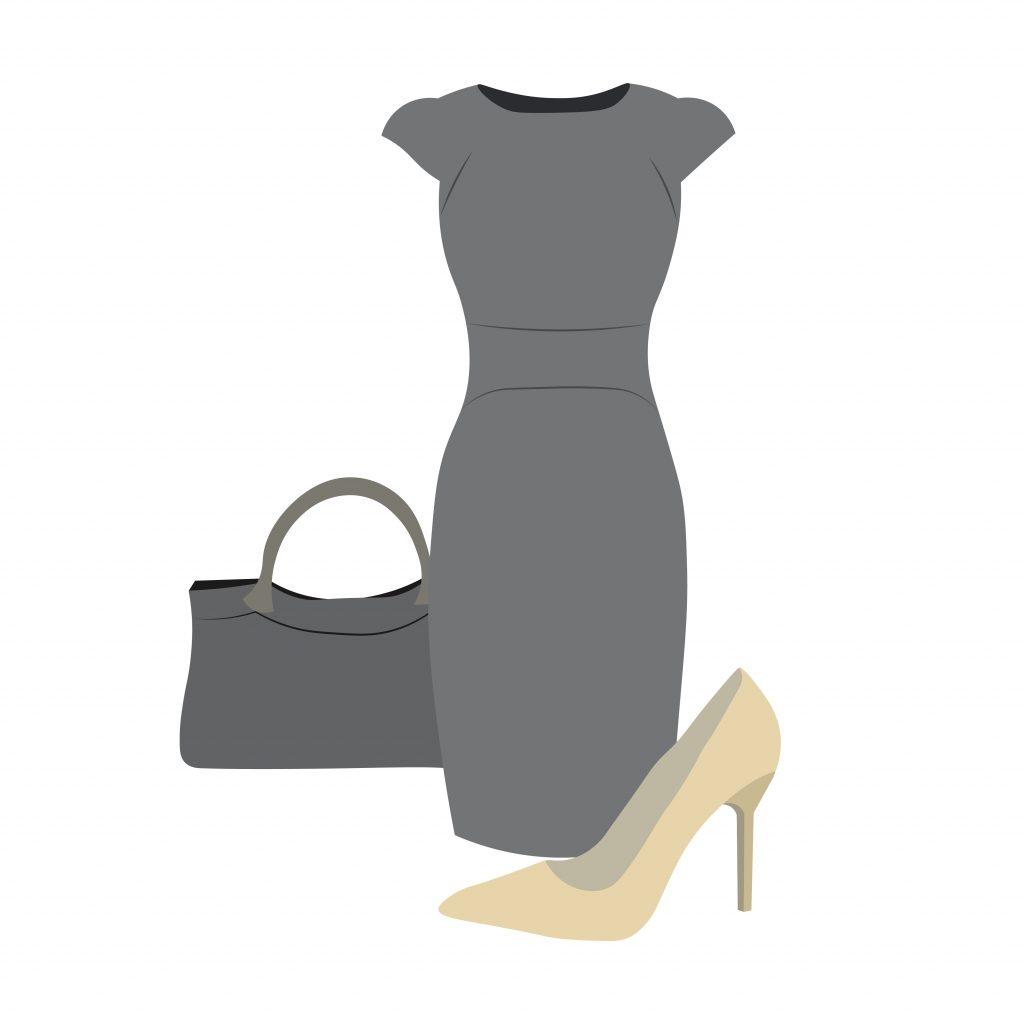 Fashion Illustration Bundle:  Clothing Business Icons and illustrations - 22977300