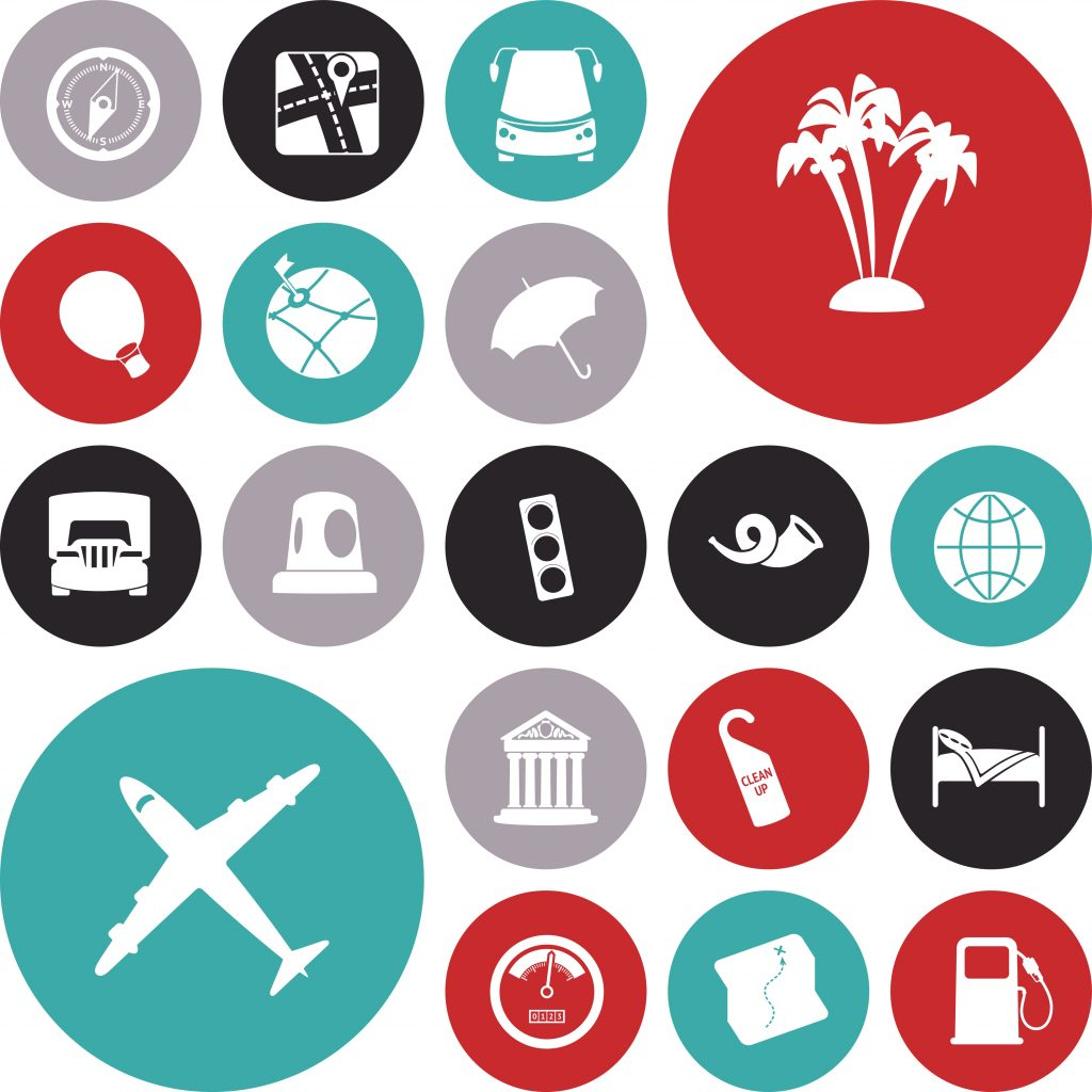 Travel Icon & Illustrations: Vacation Pack - $13 - 23082984