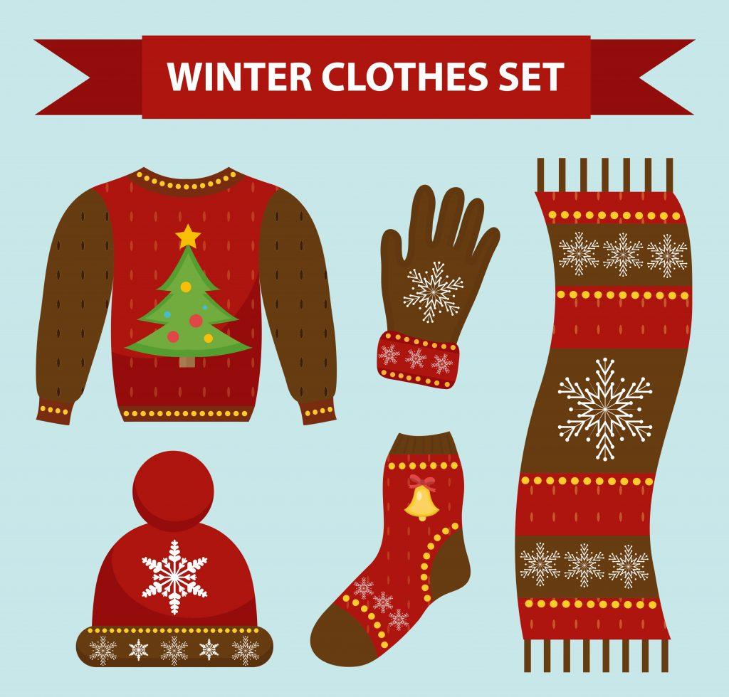 Fashion Illustration Bundle: Clothing Business Icons and illustrations - 25720426