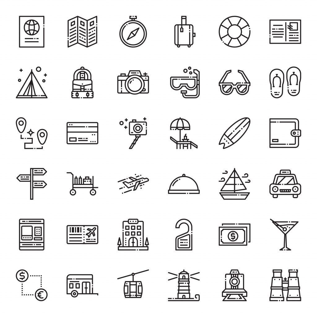 600+ Food Business Icon Bundle - $11 - 26461532