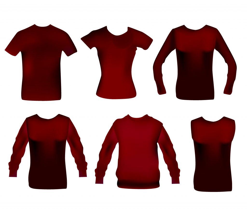 Fashion Illustration Bundle: Clothing Business Icons and illustrations - 2739045