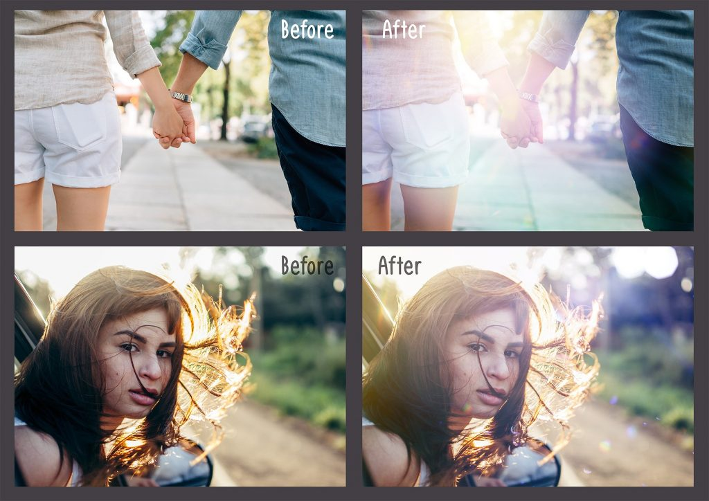 60 Light Bokeh Overlays - $8 - 3 1