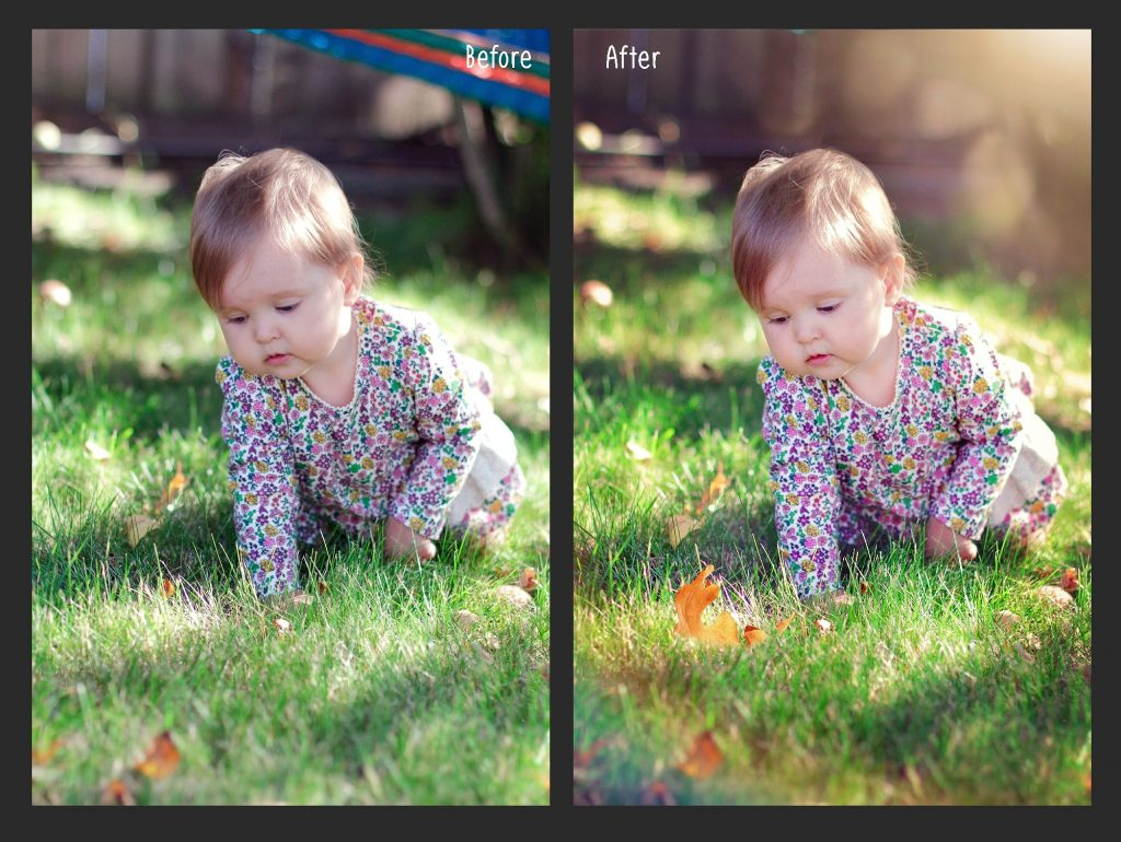 60 Natural Sunlight Photoshop Add-Ons $8 - 3