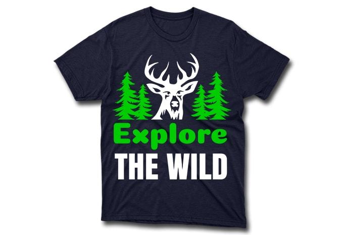 Minimalist T-shirt Design: 600 Mega Editable T-shirt Designs Bundle – 99% off - 33 8