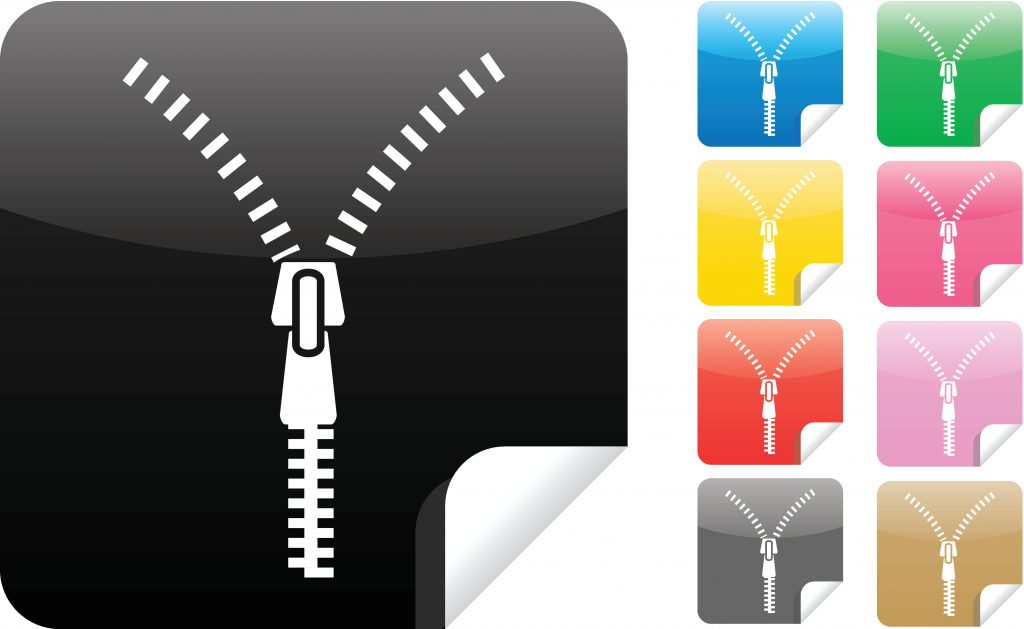 Fashion Illustration Bundle: Clothing Business Icons and illustrations - 3309597