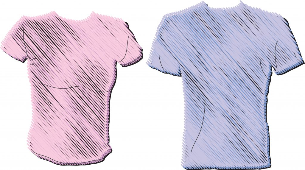 Fashion Illustration Bundle:  Clothing Business Icons and illustrations - 3310335