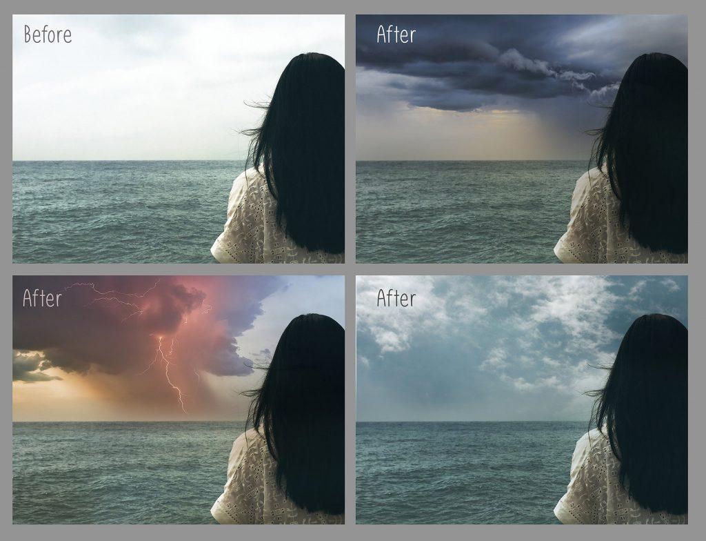 250 Sky Photoshop Add-Ons - $15 - 4 2