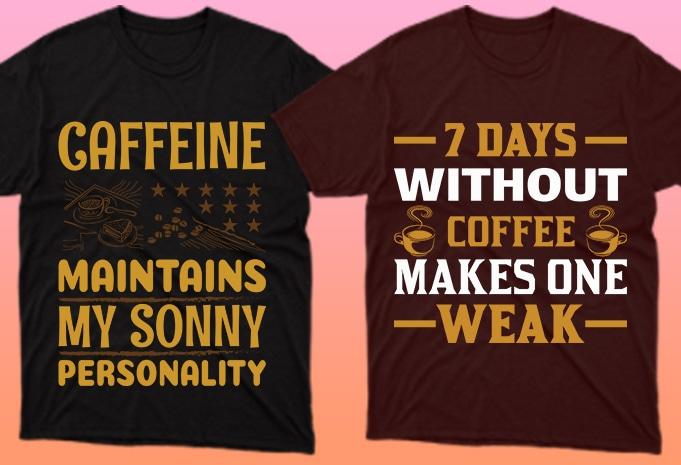 Minimalist T-shirt Design: 600 Mega Editable T-shirt Designs Bundle – 99% off - 4 24