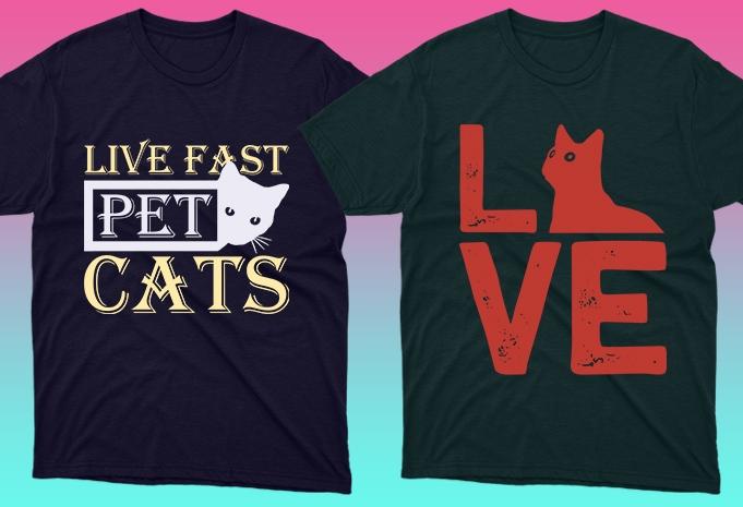 Minimalist T-shirt Design: 600 Mega Editable T-shirt Designs Bundle – 99% off - 4 29