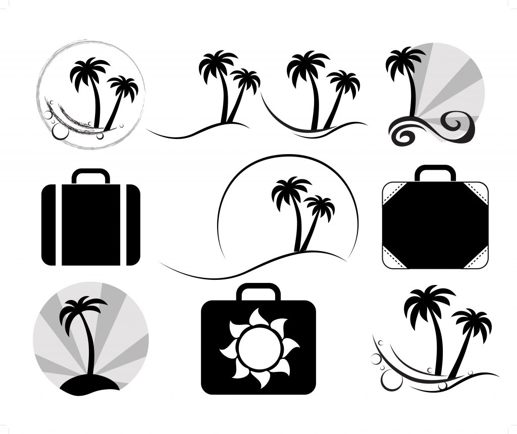 Travel Icon & Illustrations: Vacation Pack - $13 - 5411620