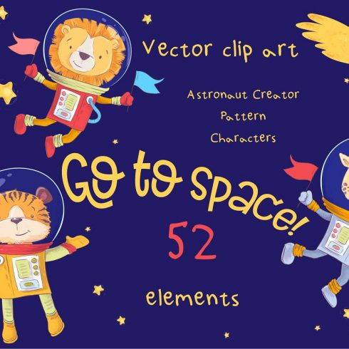 Space ClipArt Vector - $14 - 600 490x490
