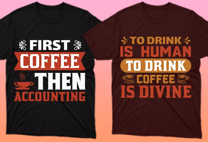 Minimalist T-shirt Design: 600 Mega Editable T-shirt Designs Bundle – 99% off - 7 23