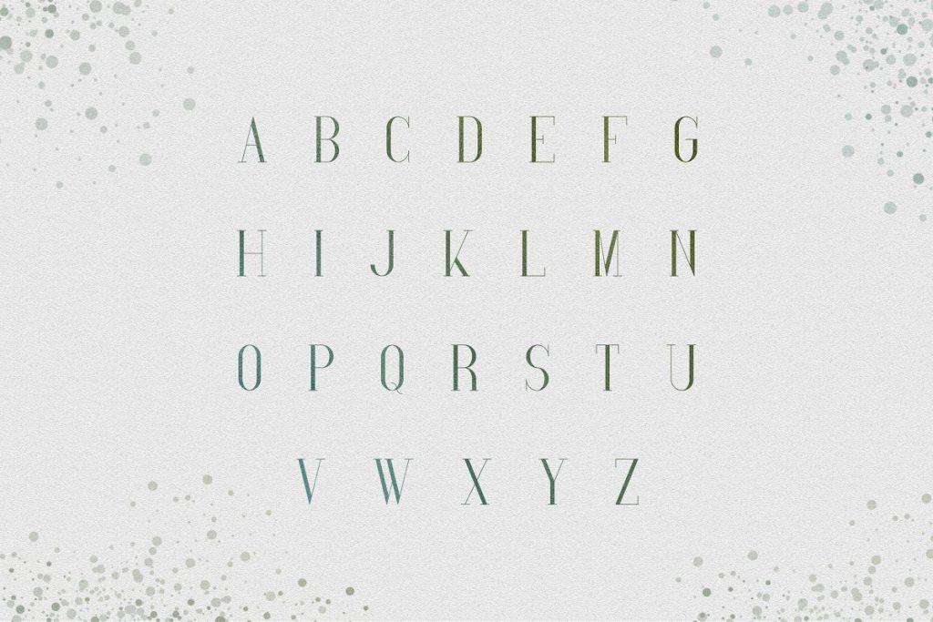 Spring Font with 30% OFF - SpringVibe Serif Font - 8 1 1