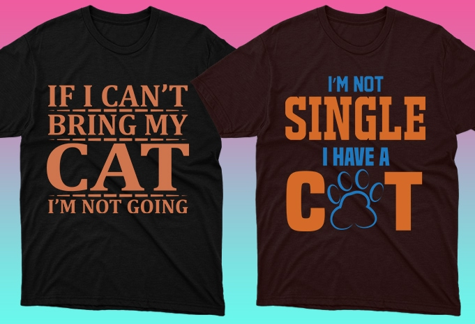 Minimalist T-shirt Design: 600 Mega Editable T-shirt Designs Bundle – 99% off - 9 26