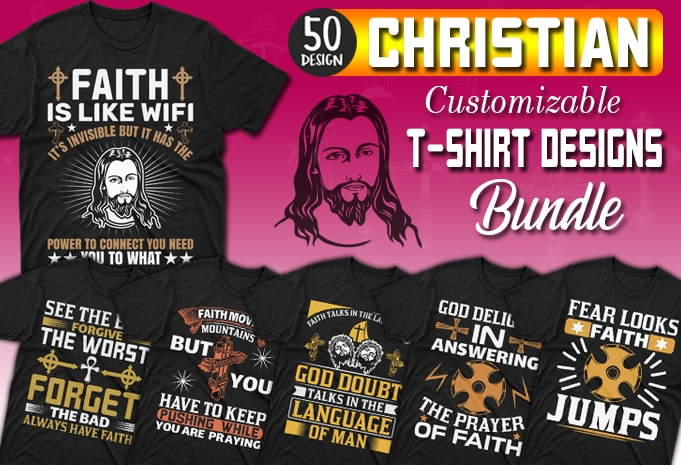 Minimalist T-shirt Design: 600 Mega Editable T-shirt Designs Bundle – 99% off - Main 11