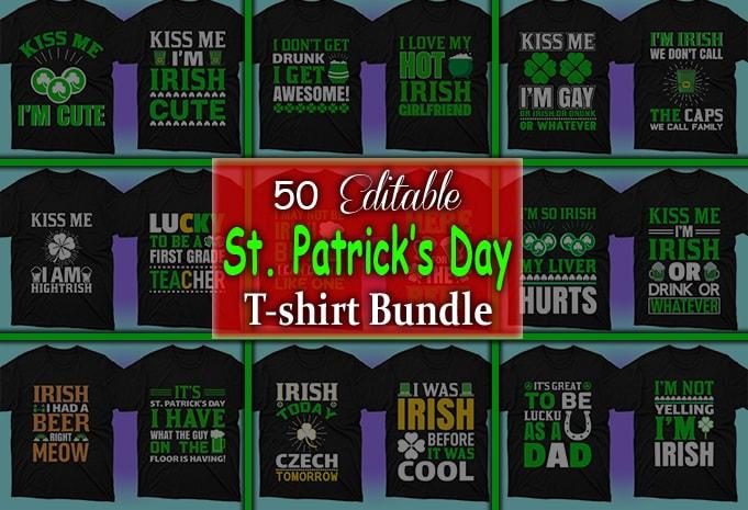 Minimalist T-shirt Design: 600 Mega Editable T-shirt Designs Bundle – 99% off - Main 2