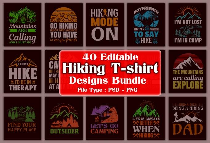 Minimalist T-shirt Design: 600 Mega Editable T-shirt Designs Bundle – 99% off - Main image