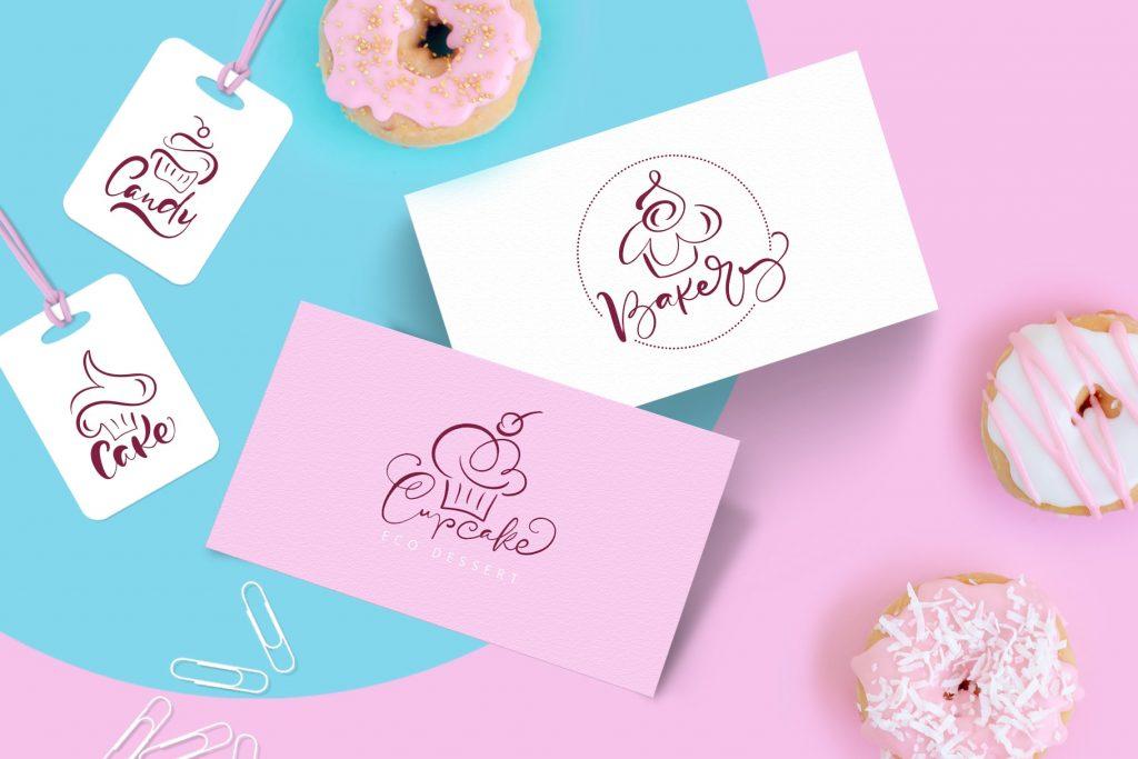 Cupcake Dessert Logo - $29 - title04 min 1