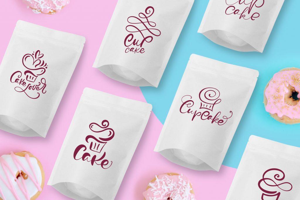 Cupcake Dessert Logo - $29 - title05 min 1
