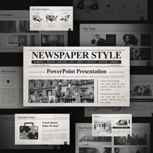 36 Timeline Presentation Templates: Powerpoint, Google Slides, Keynote