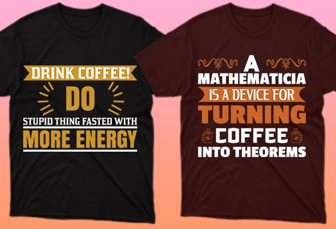 An excellent combination of the color of the T-shirt with the color of the lettering.