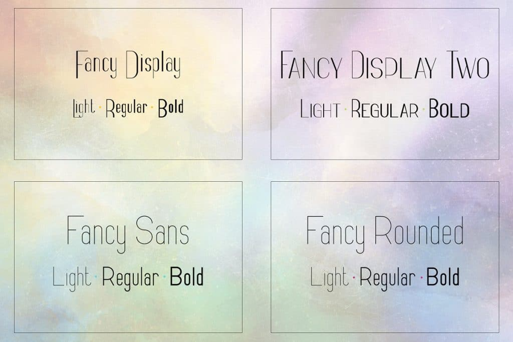 Fancy Font Tumblr