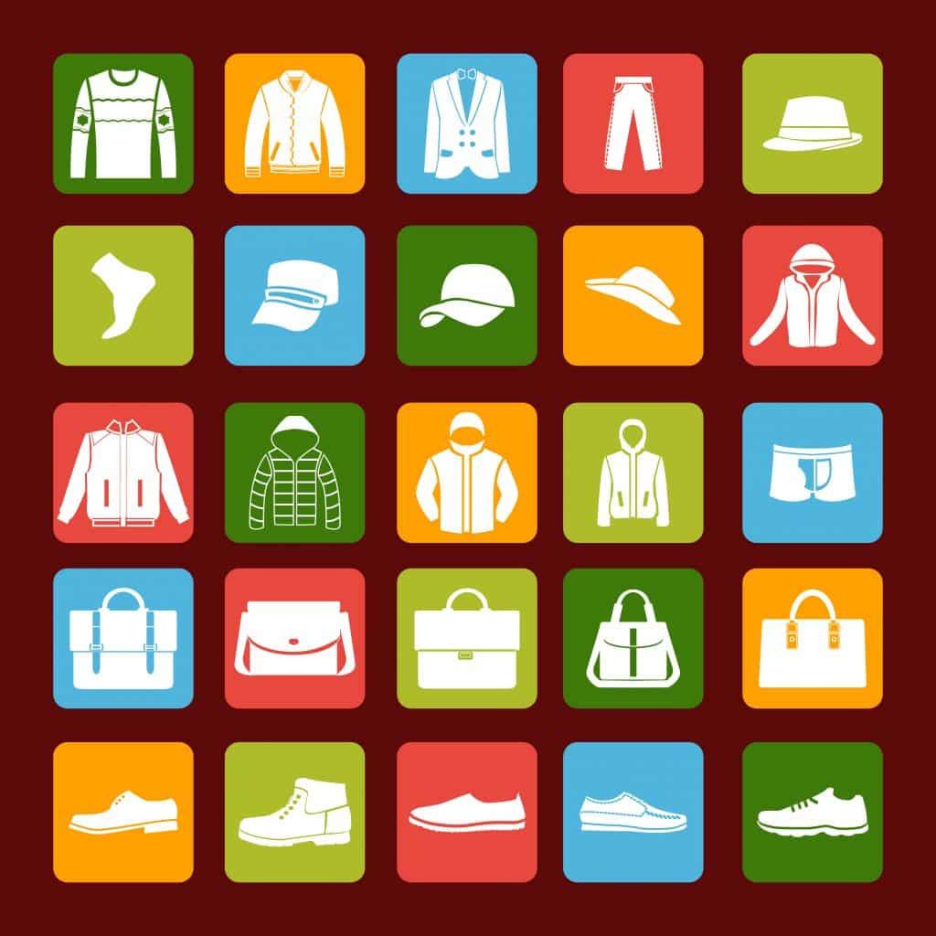 Mega Icons Bundle: 2000 icons - 22888298