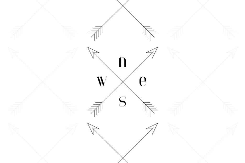 Georgia Luxurious Serif font + Graphics - 6 2 1
