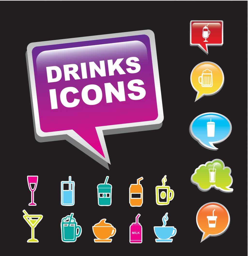 Mega Icons Bundle: 2000 icons - 8127376