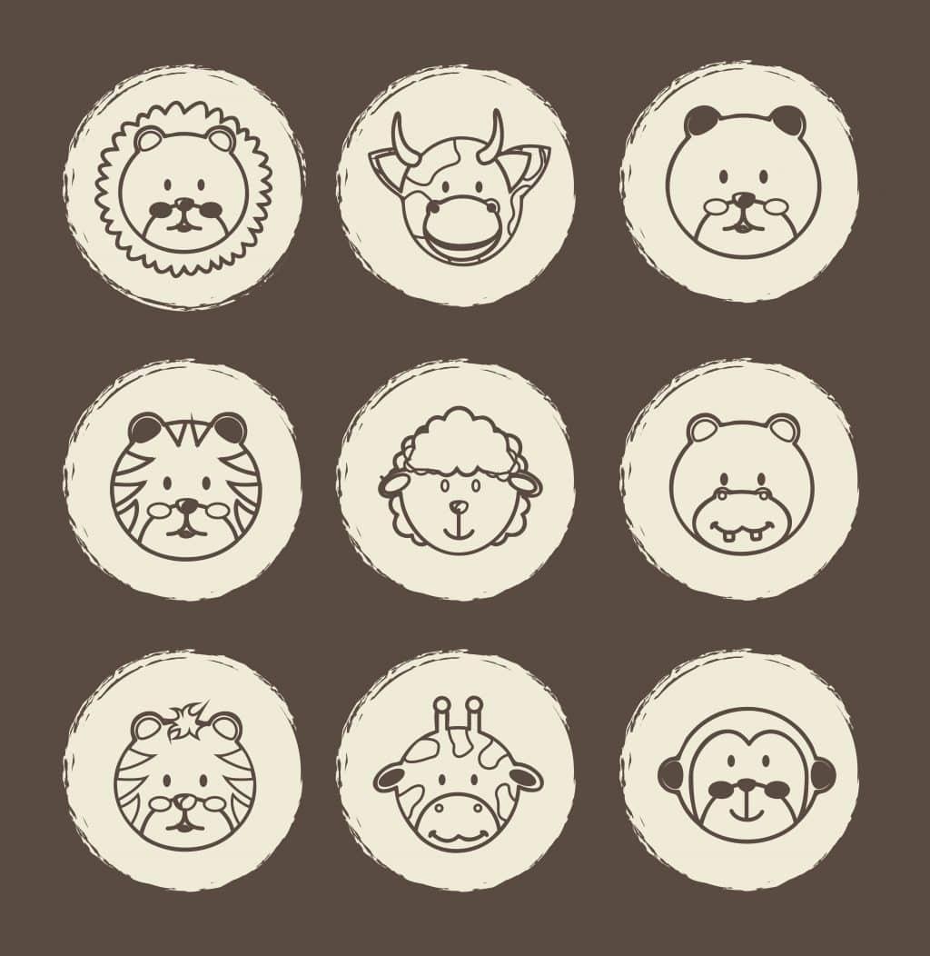 Mega Icons Bundle: 2000 icons - 8127922