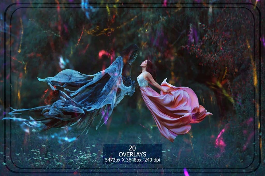 3265 Sparkles png Overlays [27 Gb] - Bokeh Set Colorful copy min