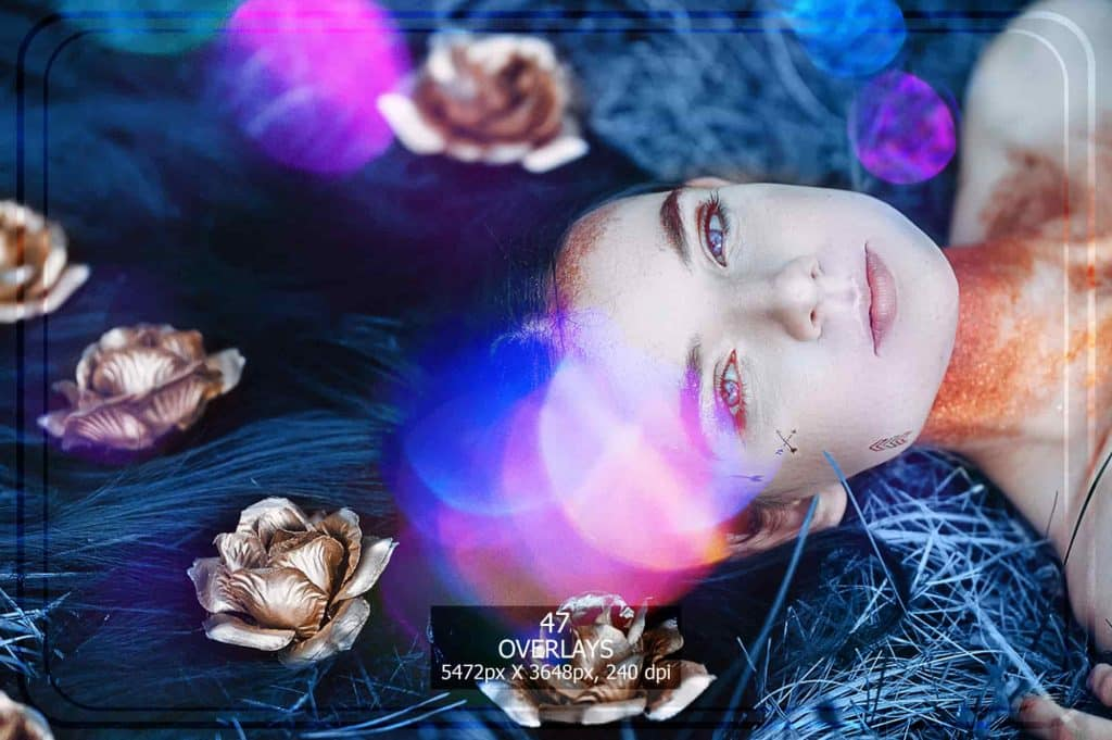 3265 Sparkles png Overlays [27 Gb] - Cyber Bokeh Vol. 1 copy min