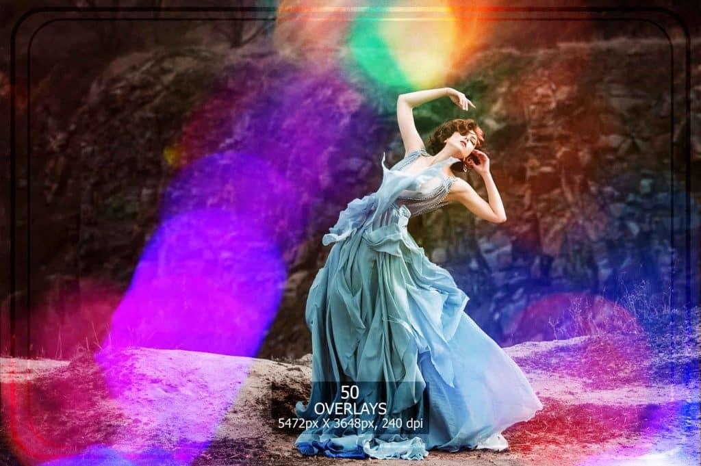 3265 Sparkles png Overlays [27 Gb] - Cyber Bokeh Vol. 3 copy min