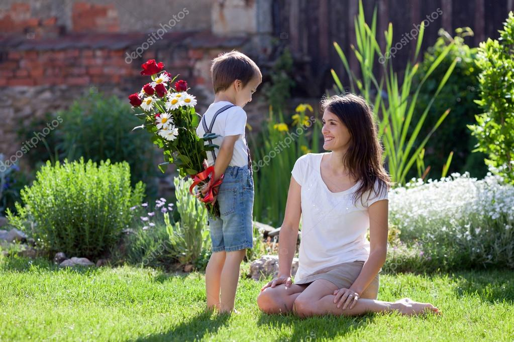 Mother's Day Photo & Clipart Collection - 100 photos - depositphotos 67863015 stock photo beautiful kid and mom in
