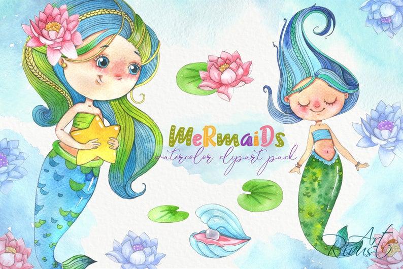 Mermaid PNG