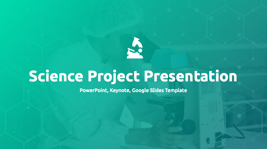 Free Google Slides Theme Science In 2020 - scientific powerpoint template