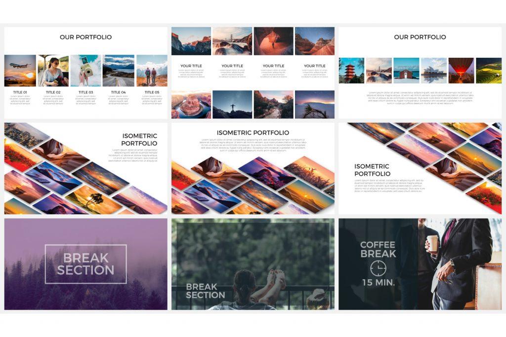 Photo presentations