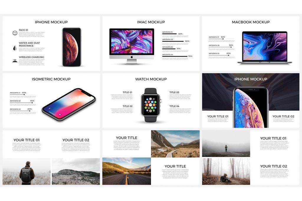 Photo Presentations: 70 Photo Slides JPG, KEY, PDF - 06