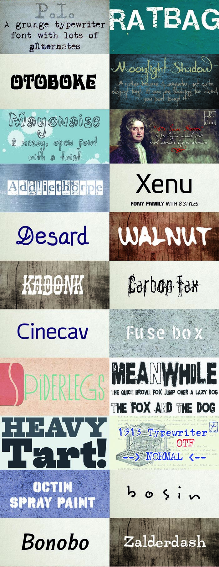 31 Professional Fonts: Bullet Journal Fonts Collection - only $18! - 07 1