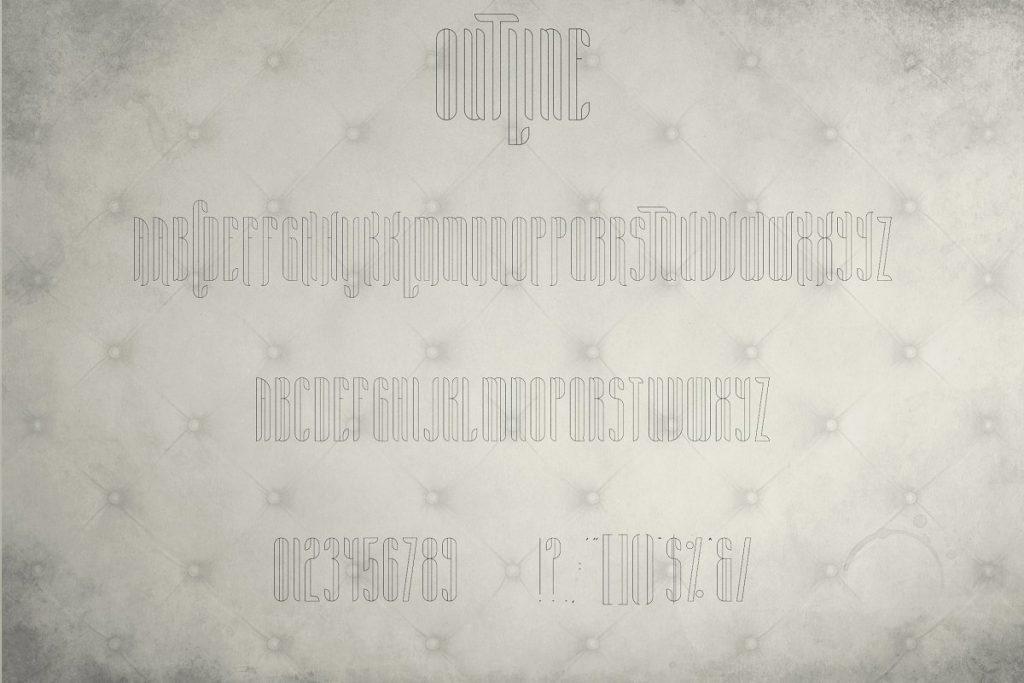 Noe Display Font Alternative - Aria Font Family -70% - 10 2