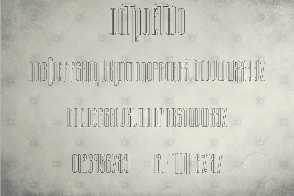 Noe Display Font Alternative - Aria Font Family -70% - 11 2