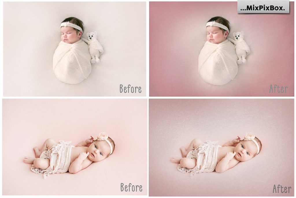 42 Newborn Photography Textures 2020 - 2