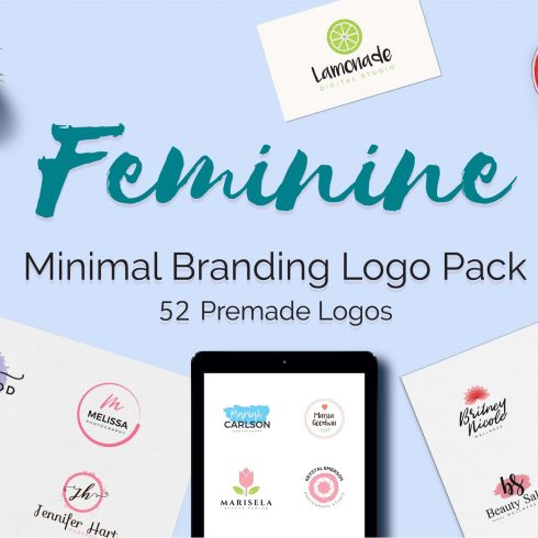 70 Signature Logo Bundle - 600 17 490x490