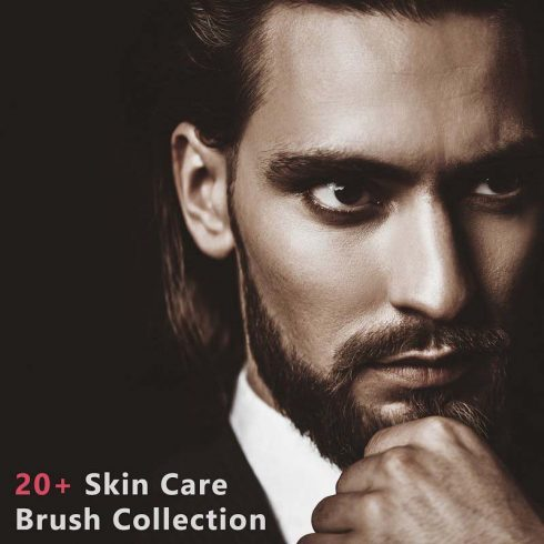 20+ Skin Care Brush Collection - 601 3 490x490