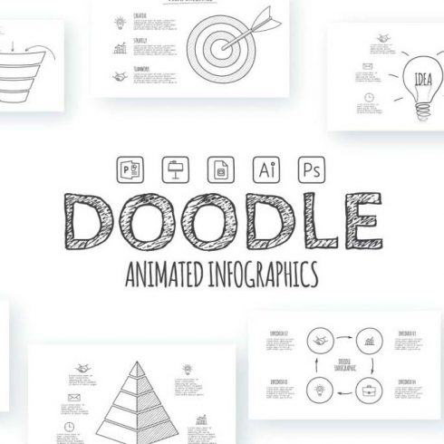Free Infographic Icons Collection - 602 1 490x490