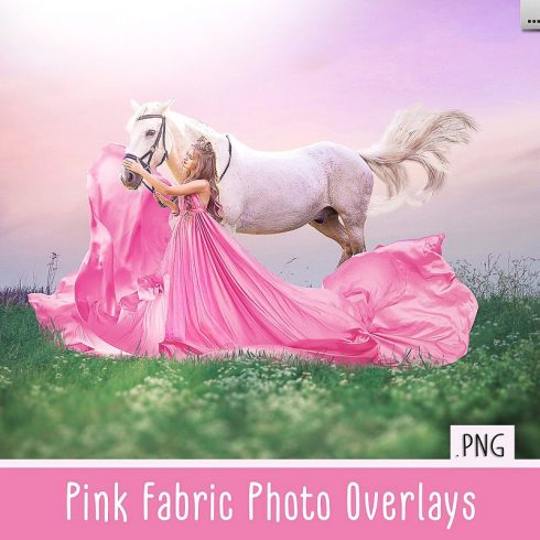 45 Pink Fabric Overlays PNG - 609 490x490